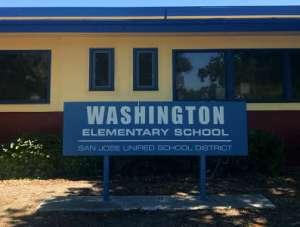 Washington Elementary (San Jose USD) Library Project @ Washington Elementary School