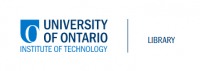 University of Ontario Institute of Technology Library Logo