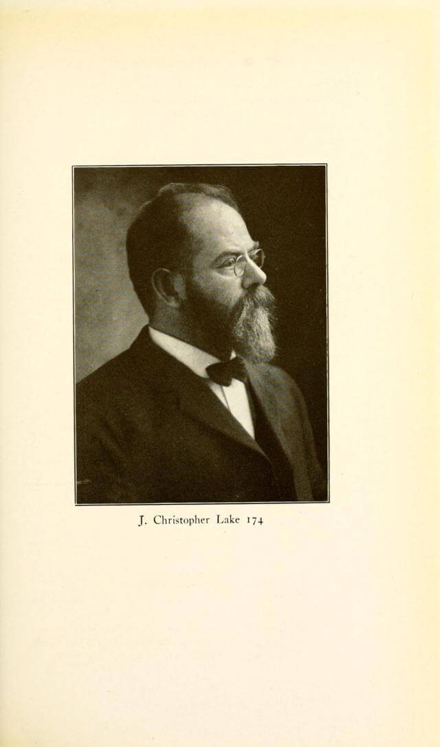 J. Christopher Lake 174