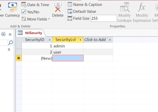 Help with VBA code in Access to send an email
