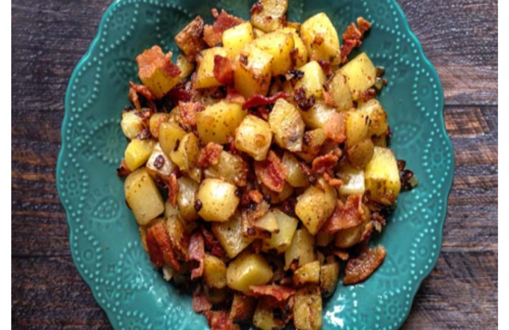 German Style Fried Potatoes