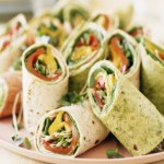 crunchy lunch wrap