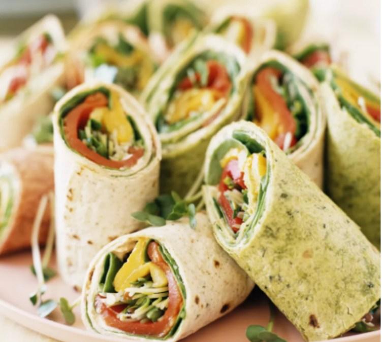 crunchy lunch wrap