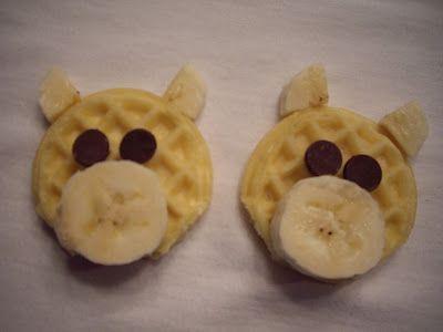 pig waffles