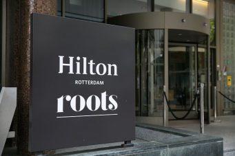 restaurant Roots Hilton Rotterdam