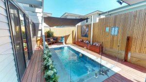 Bell Air 4 pool with hoist Australia