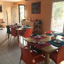 kmc residence restaurant senegal