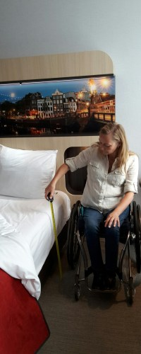 Accessibility tips for hotels