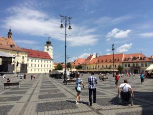 Romania: accessible travel destination