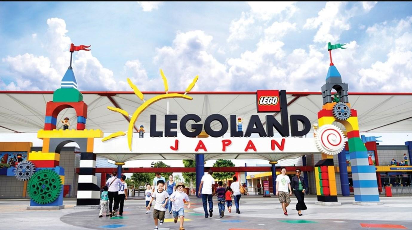 Japan Legoland