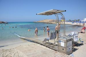 Europe accessible cyprus
