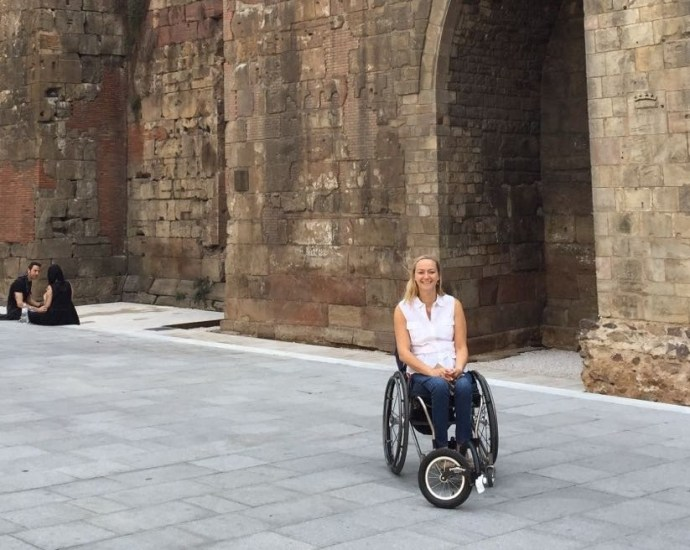 Europe accessible spain