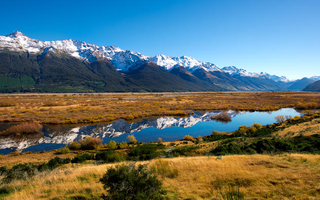 New Zealand accessible travel