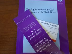 Right to travel by air book cover