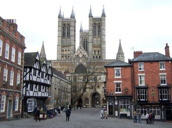 Lincoln Cathedral UK