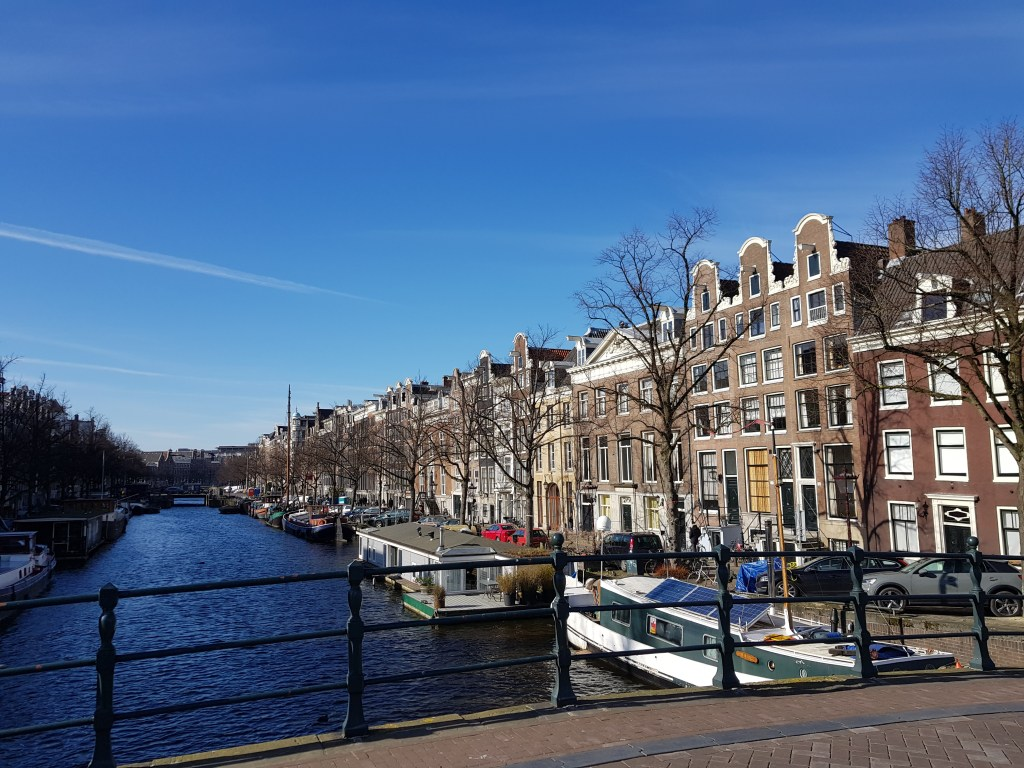 accessible Amsterdam