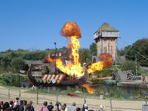 France themeparks accessibility information