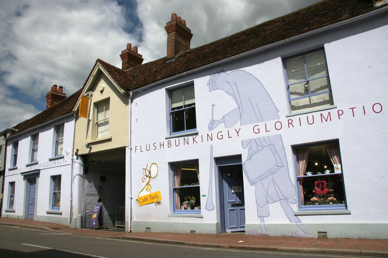 roald dahl museum 2 united kingdom