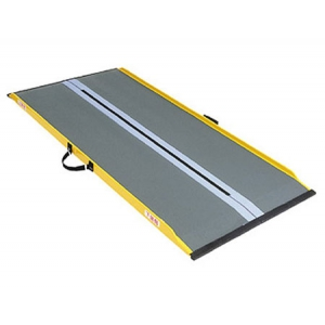 Lightweight and portable ramp