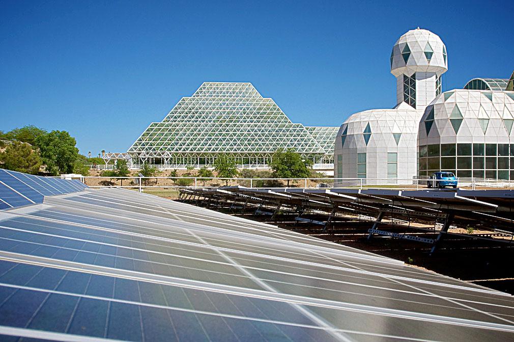 Biosphere2_Exterior_Solar