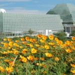 biosphere in april
