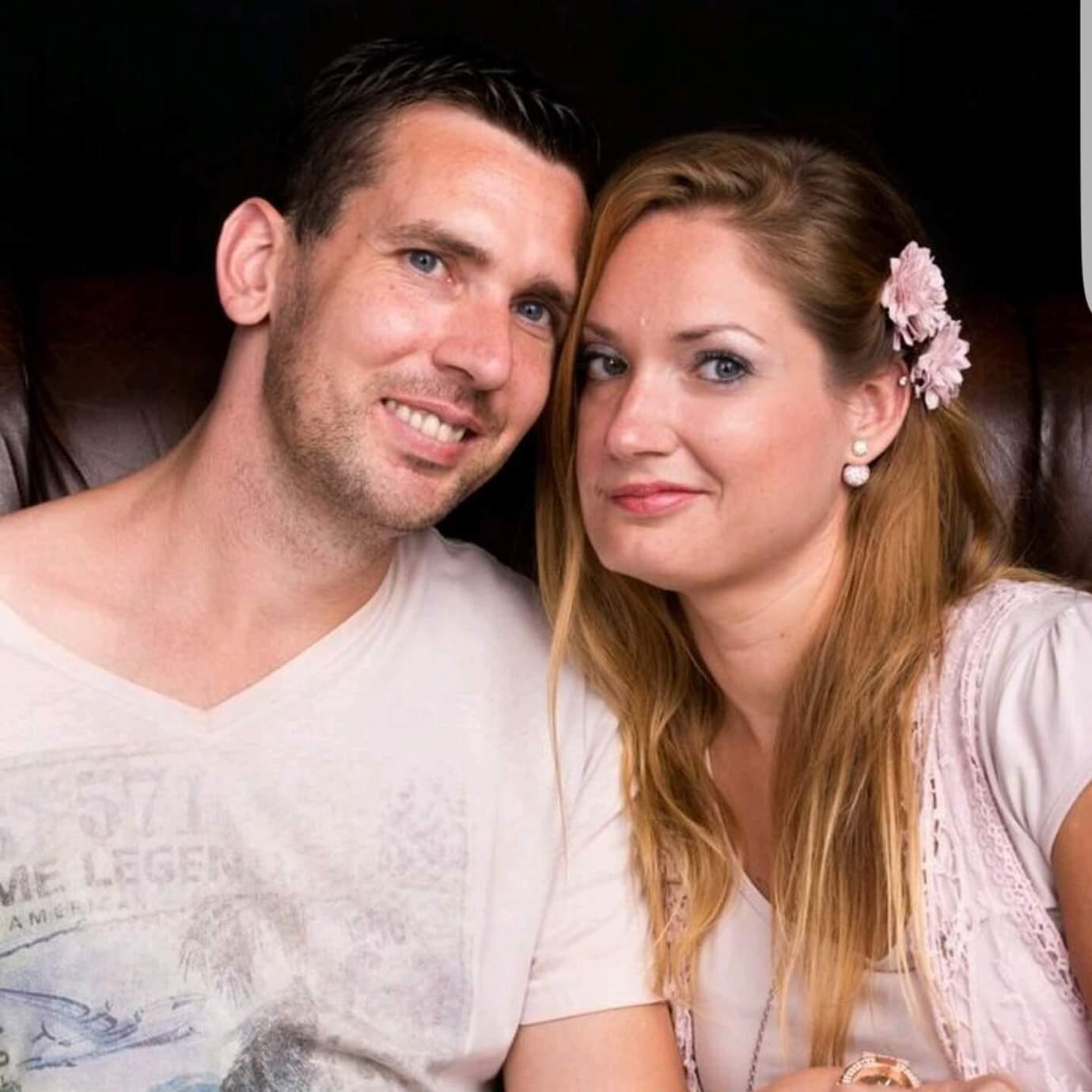Shanne en Danny