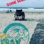 Beach trax