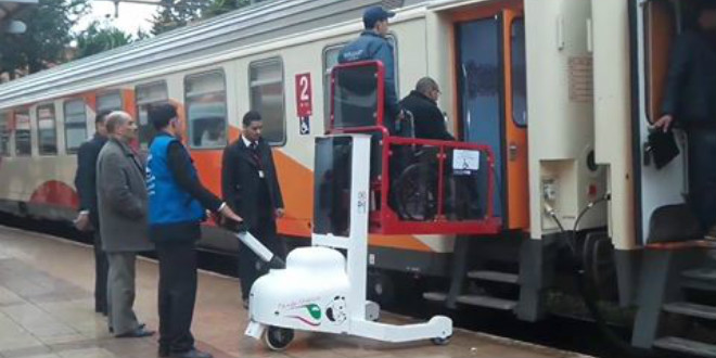 access train oncf morocco
