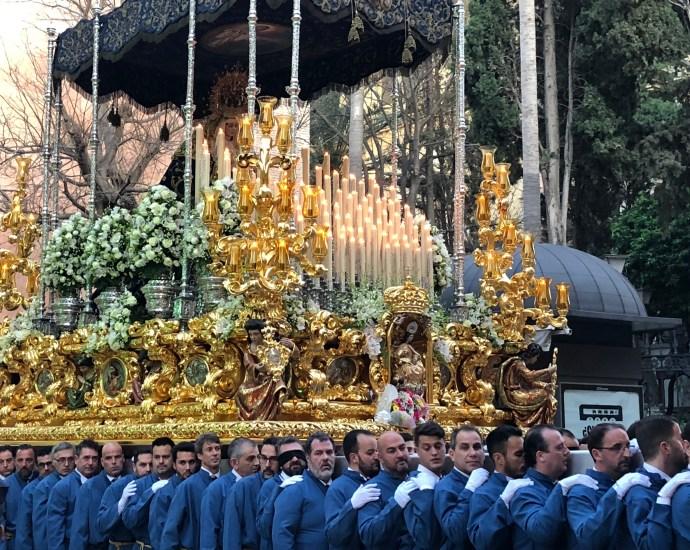 Semana Santa Malaga Spain