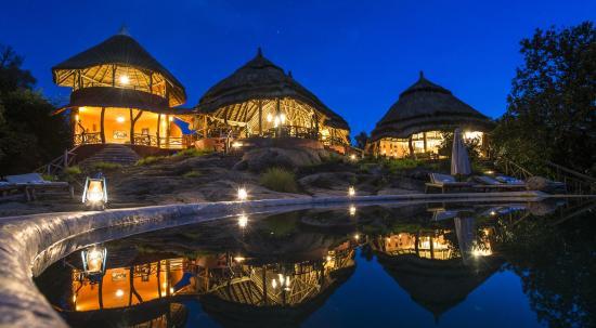 lodging uganda
