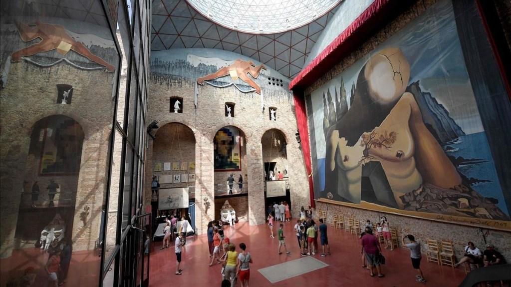 Dali museum in Figueras