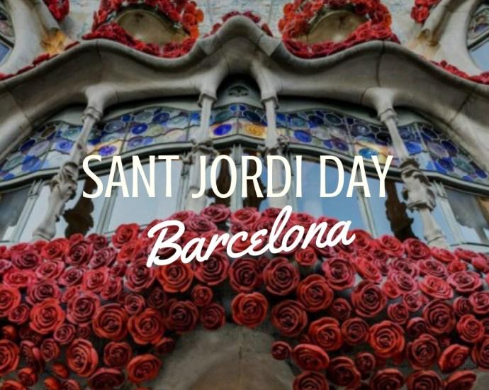 Sant Jordi Saint George Day