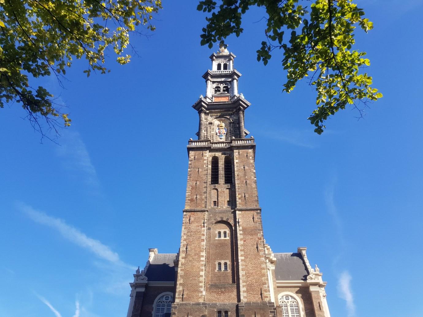 Westerkerk Amsterdam the Netherlands
