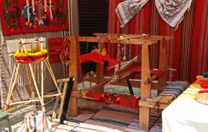 ARGALEIOS weaving Crete Greece