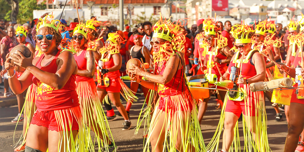 Martinique Culture and Traditions