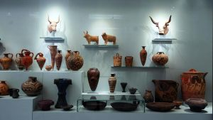 Crete museums accessibility information