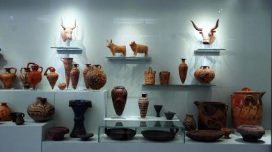 HERAKLION MOUSEUM Crete Greece