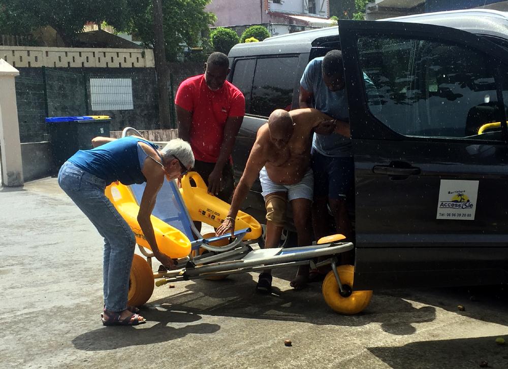 Martinique Access Ile transport on the island