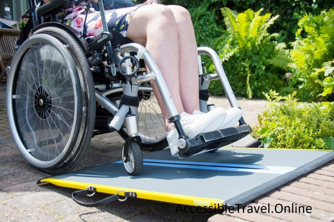 Accessibility is a bare necessity - 1