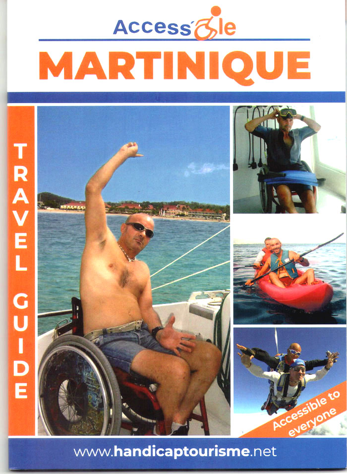 travel guide Martinique