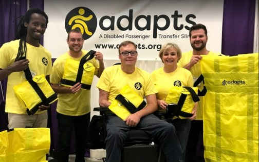 ADAPTS - a travel musthave