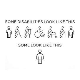 hidden disabilities