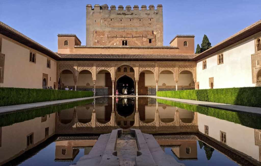 Private guided Alhambra tour