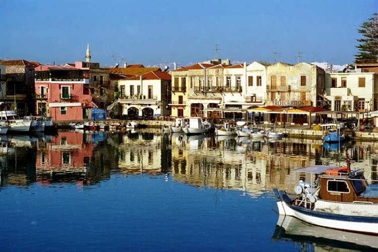 Crete tour arkadi Greece