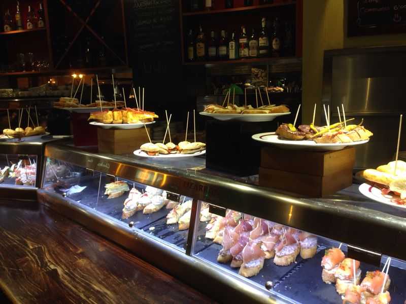 PRIVATE FOODIE TOUR GRANADA