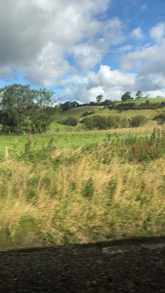 UK England landscape