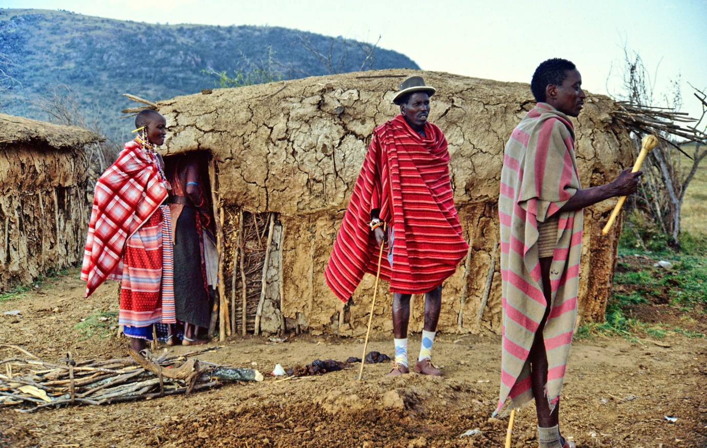 Masaai people Tanzania
