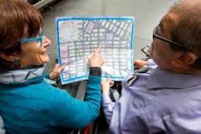 maps melbourne australia