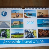 Accessible Travel Calendar 2020