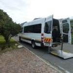 bus south africa safari